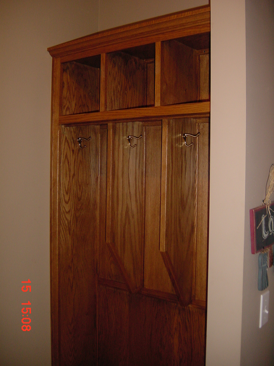 Movable Mudroom Locker Diy Woodworking Projects