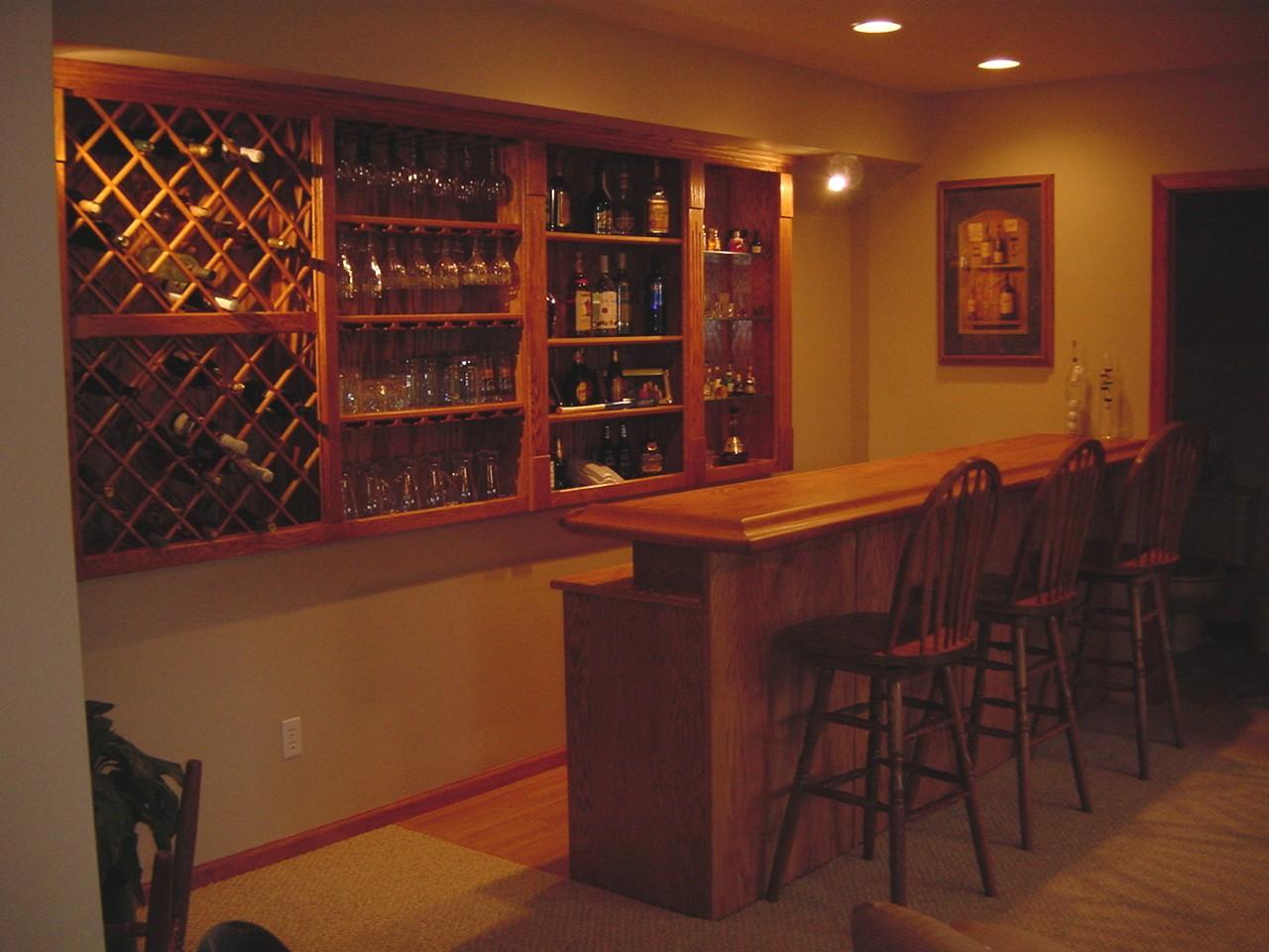 Image result for Wine Rack bar